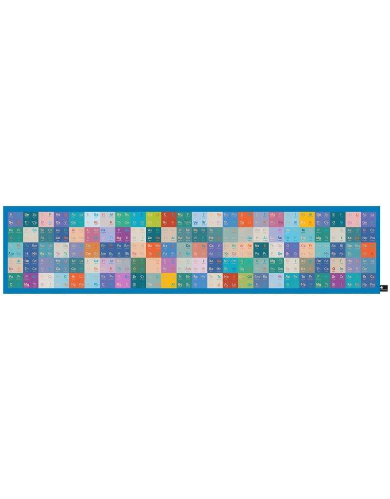 Periodic Table Silk Scarf - Mulit Colour