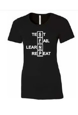 Women's TLFR T-Shirt — Black