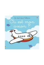 Ou est mon avion?