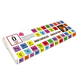 Periodic Table Chocolate Bar