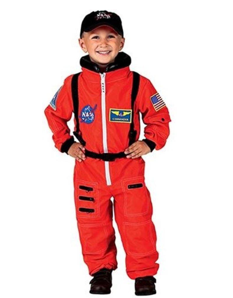 Combinaison d'astronaute avec casquette brodée