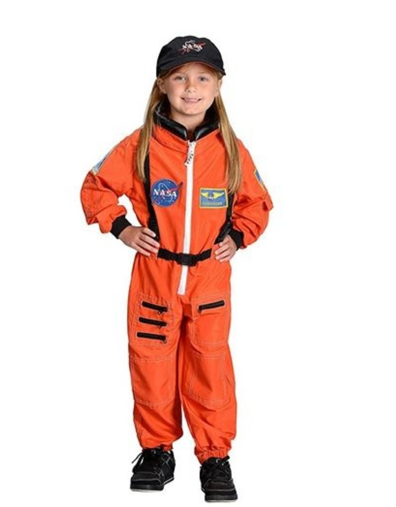Astronaut Suit with Embroidered Cap