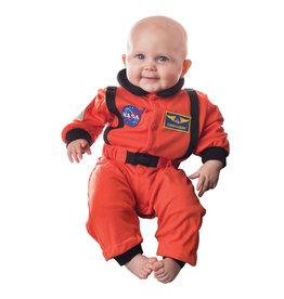 Barboteuse d'astronaute 6/12 moins