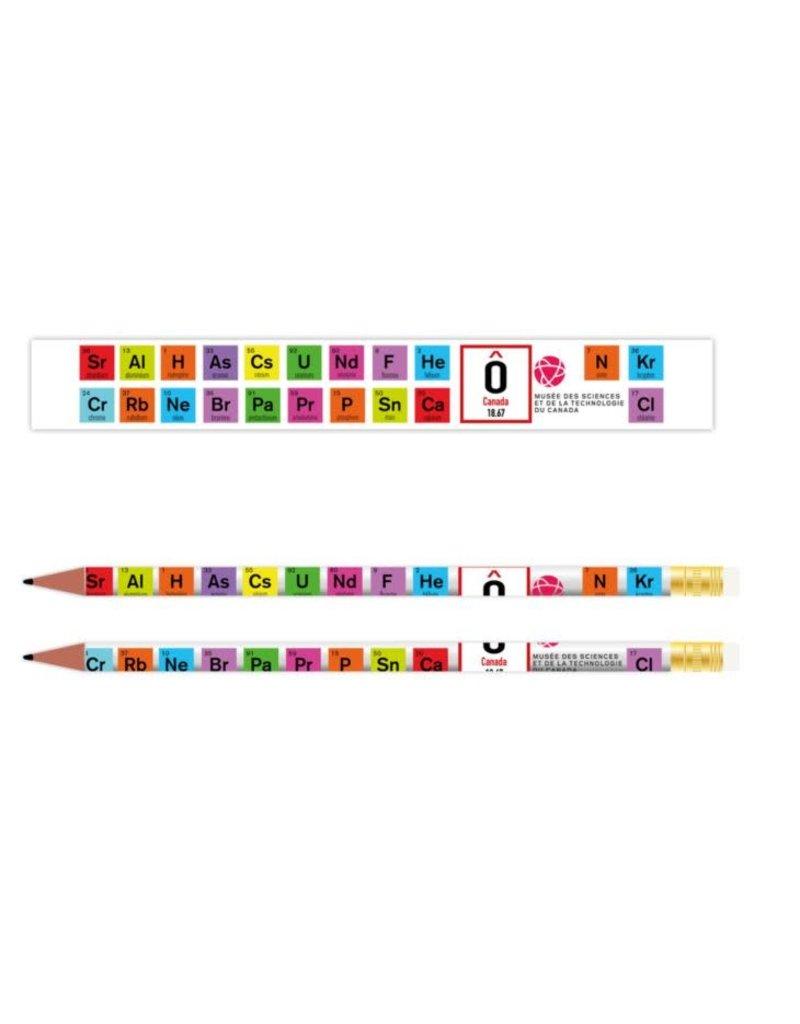 Crayon Tableau périodique - anglais