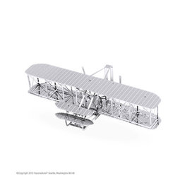 Metal Earth Avion Wright Brothers