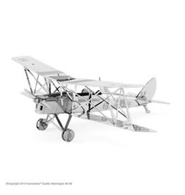 Metal Earth DH82 Tiger Moth