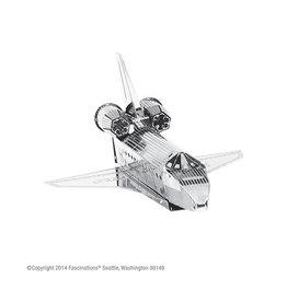 Metal Earth Space Shuttle Endeavor