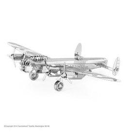 Metal Earth Lancaster Bomber