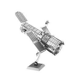 Metal Earth Telescope Hubble