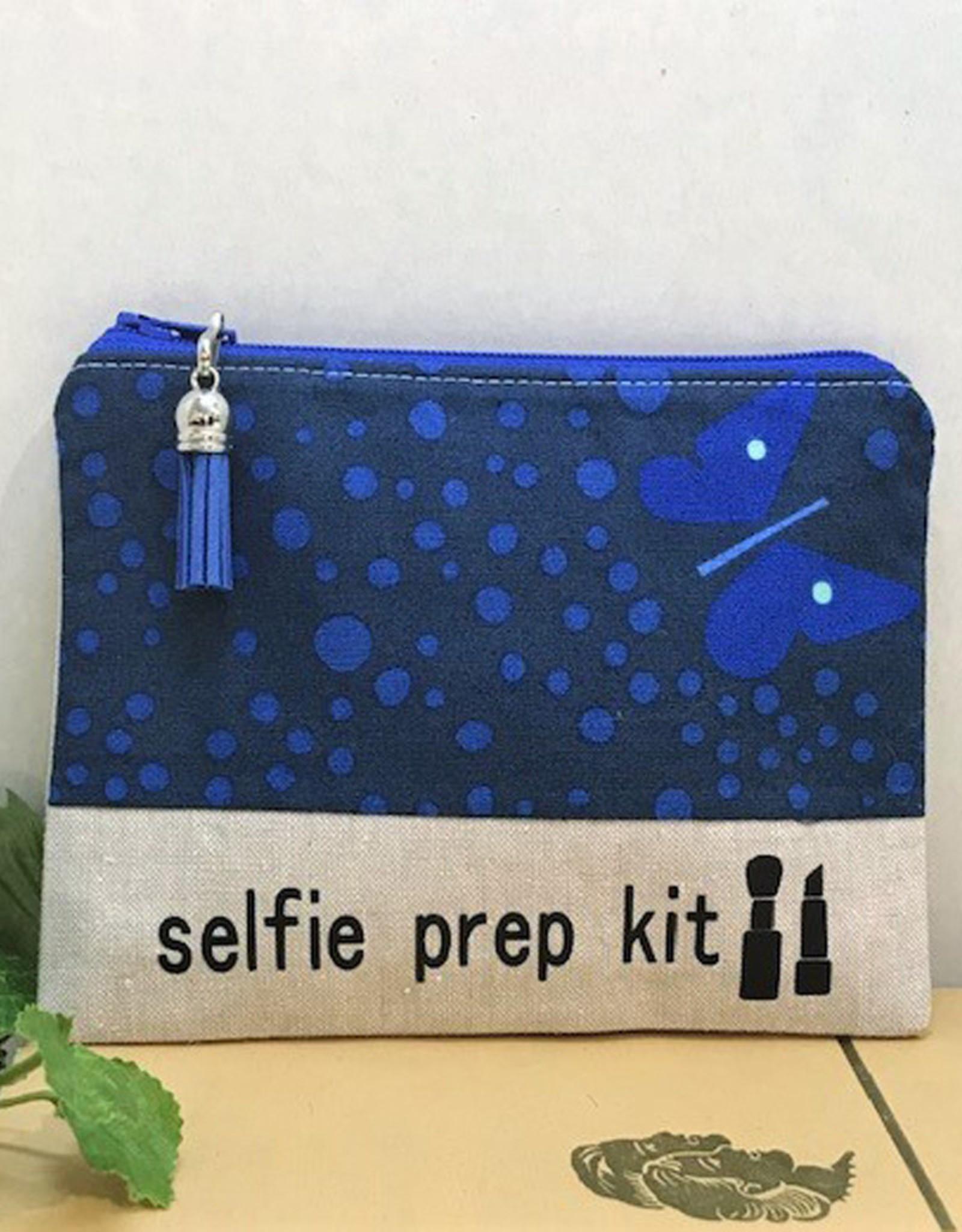"""Small Makeup Bag - """"Selfie Prep Kit"""""""