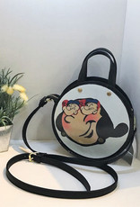 Vintage Two Sided Vintage Archie & Olive Oyl Purse