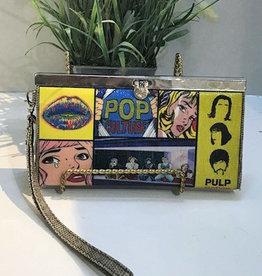 Vintage Wrist Pop Culture Wallet