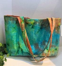Large Tie-Dye Tote Bag