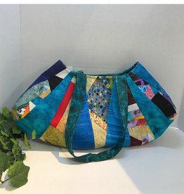 Fabric Patchwork Bag