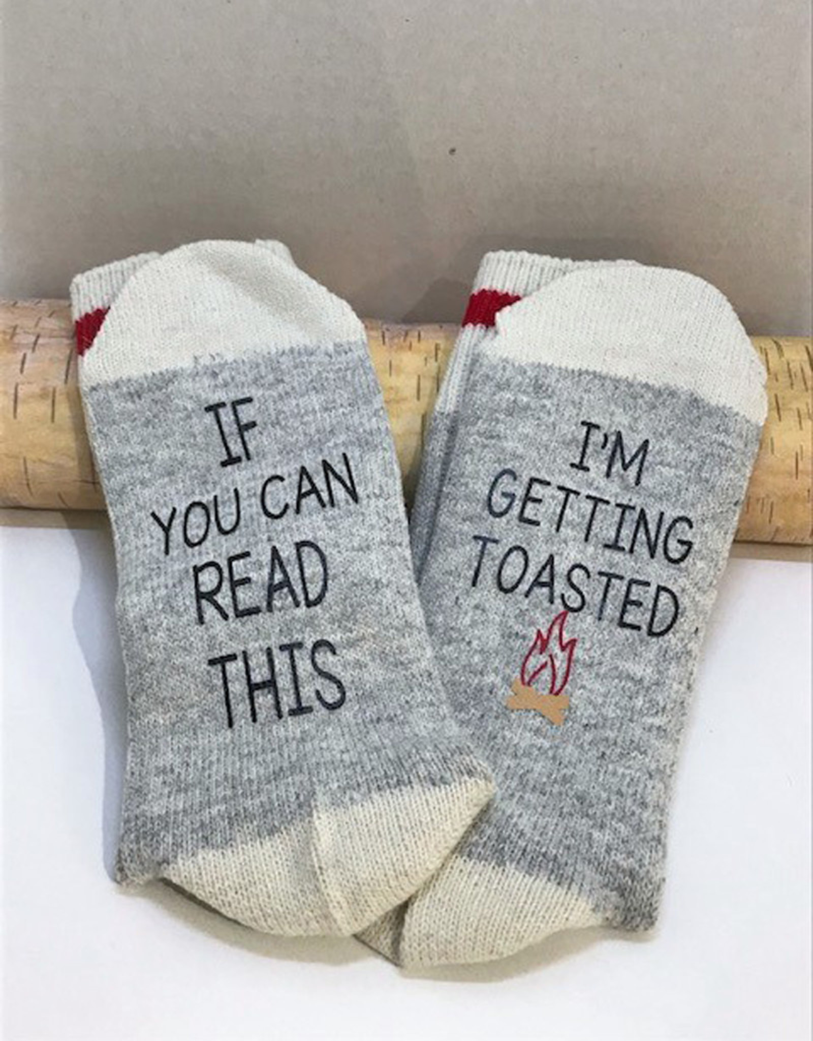 Fun Socks With Sayings - Variety of Designs
