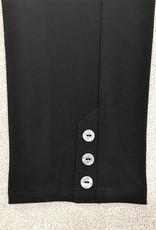 Sympli Charm Narrow Pant - Black