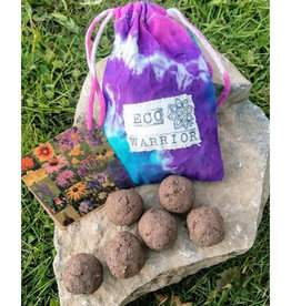 Eco Warrior Garden Seed Bomb