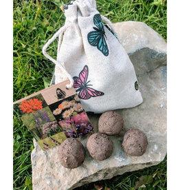 Butterfly Garden Seed Bomb