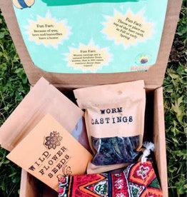 DIY Garden Seed Bomb Kit