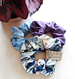 Hair Scrunchie - Large