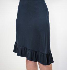 Bamboo Asymmetrical Prairie Skirt