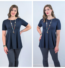 Reversible Savanna  Bamboo Tunic