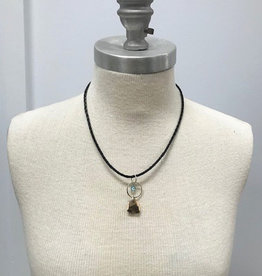 Small Driftwood Necklace