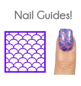 Nail Guide - Mermaid Scales