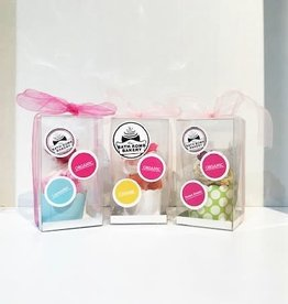 Cupcake Bath Bomb - Three Scents