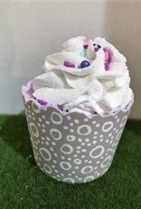 Tish's Bath & Suds Kid's Bath Cupcake - Two Scents