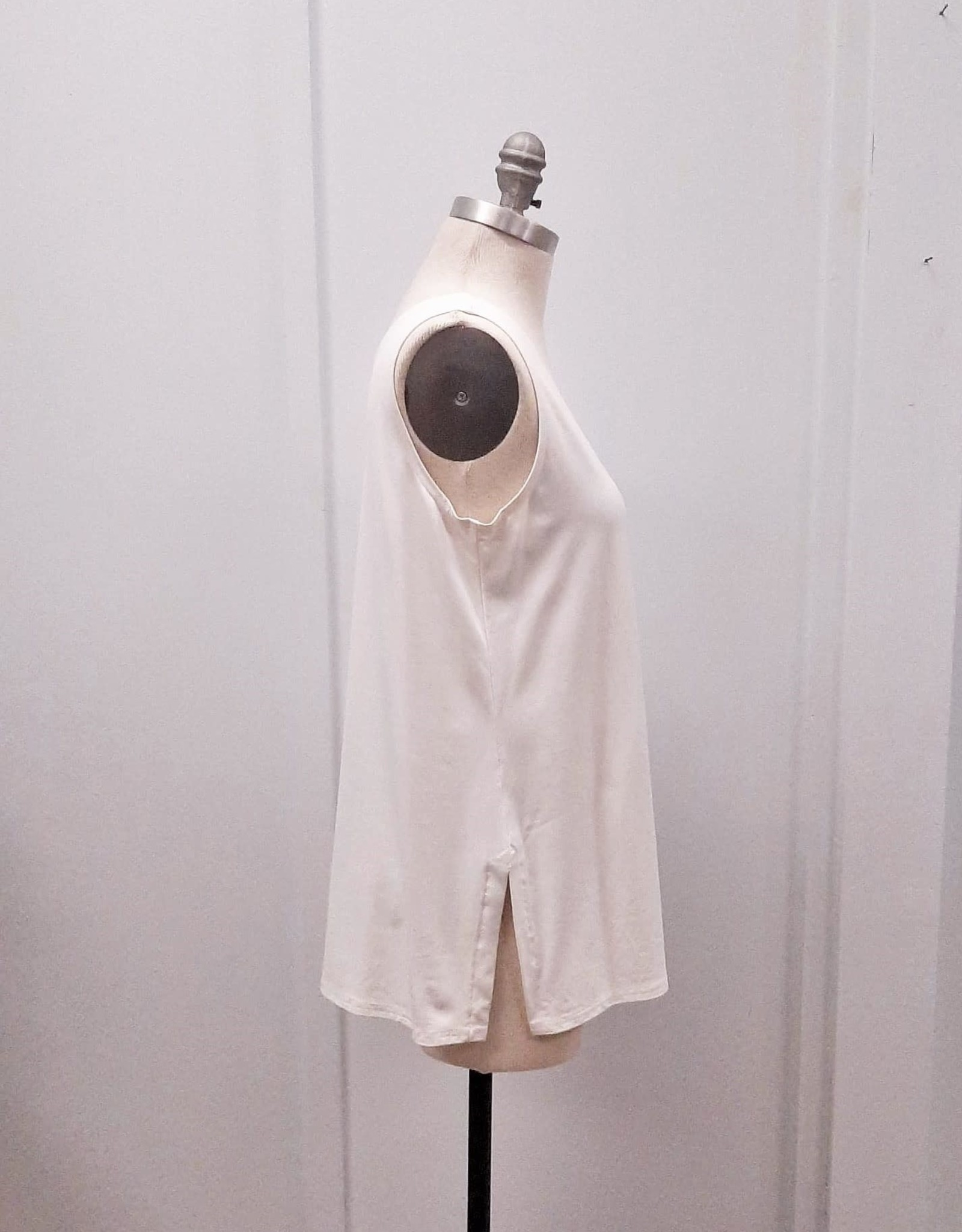 Sympli Go To Tank Top -  Size 12 (Consignment)