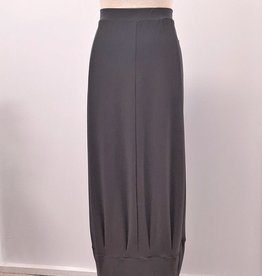 Sympli Pleated Maxi Skirt - Size 12 (Consignment)