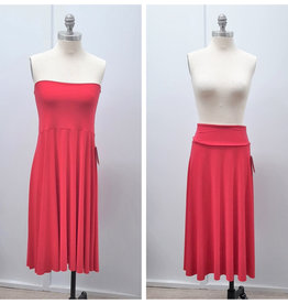 Sympli Maxi Skirt/ Tube Dress - Size 10 (Consignment)