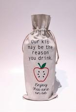 Teacher Wine Bag - Variety of Designs