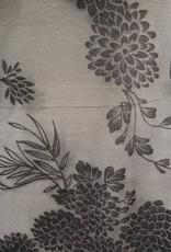 Barely Dress Fingertip Floral Mesh - size12