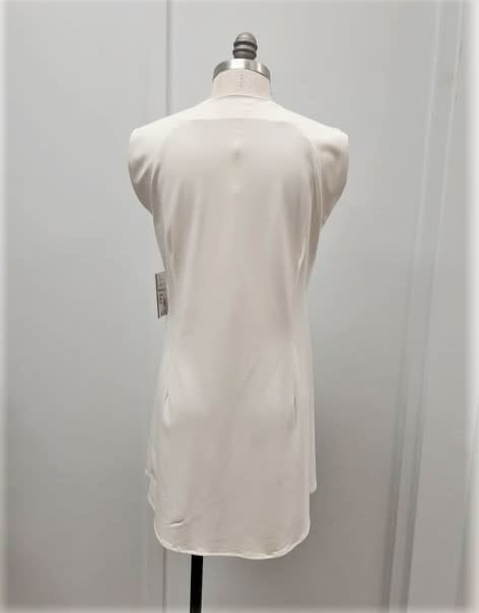 Sympli Sleeveless Rapt Tunic  - Size 12 (Consignment)