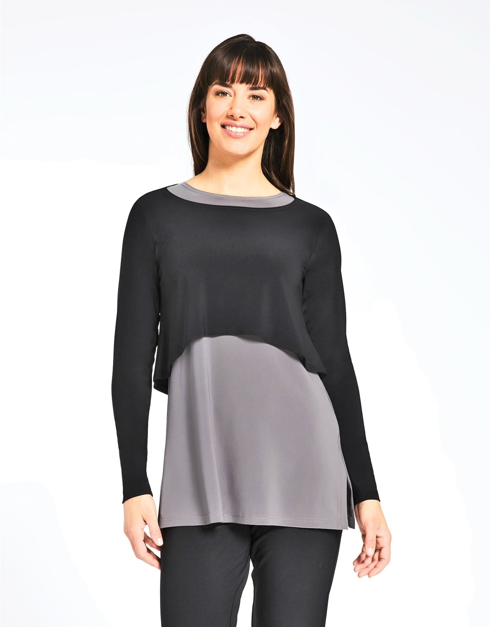 Sympli Shorty Top - Size 10 (Consignment)