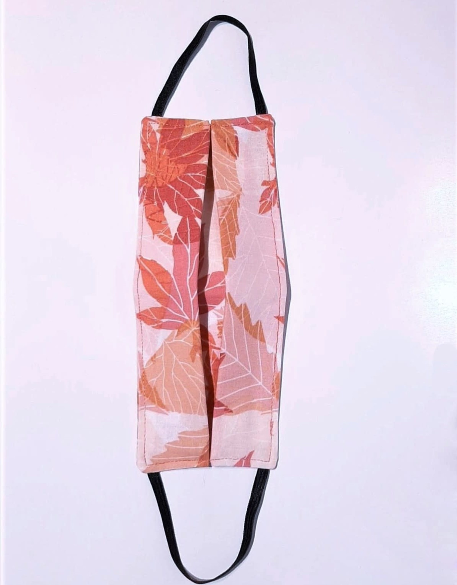 Pleated Mask with Adjustable Straps  (Variety of Prints)
