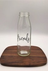 Decorative Milk Bottle