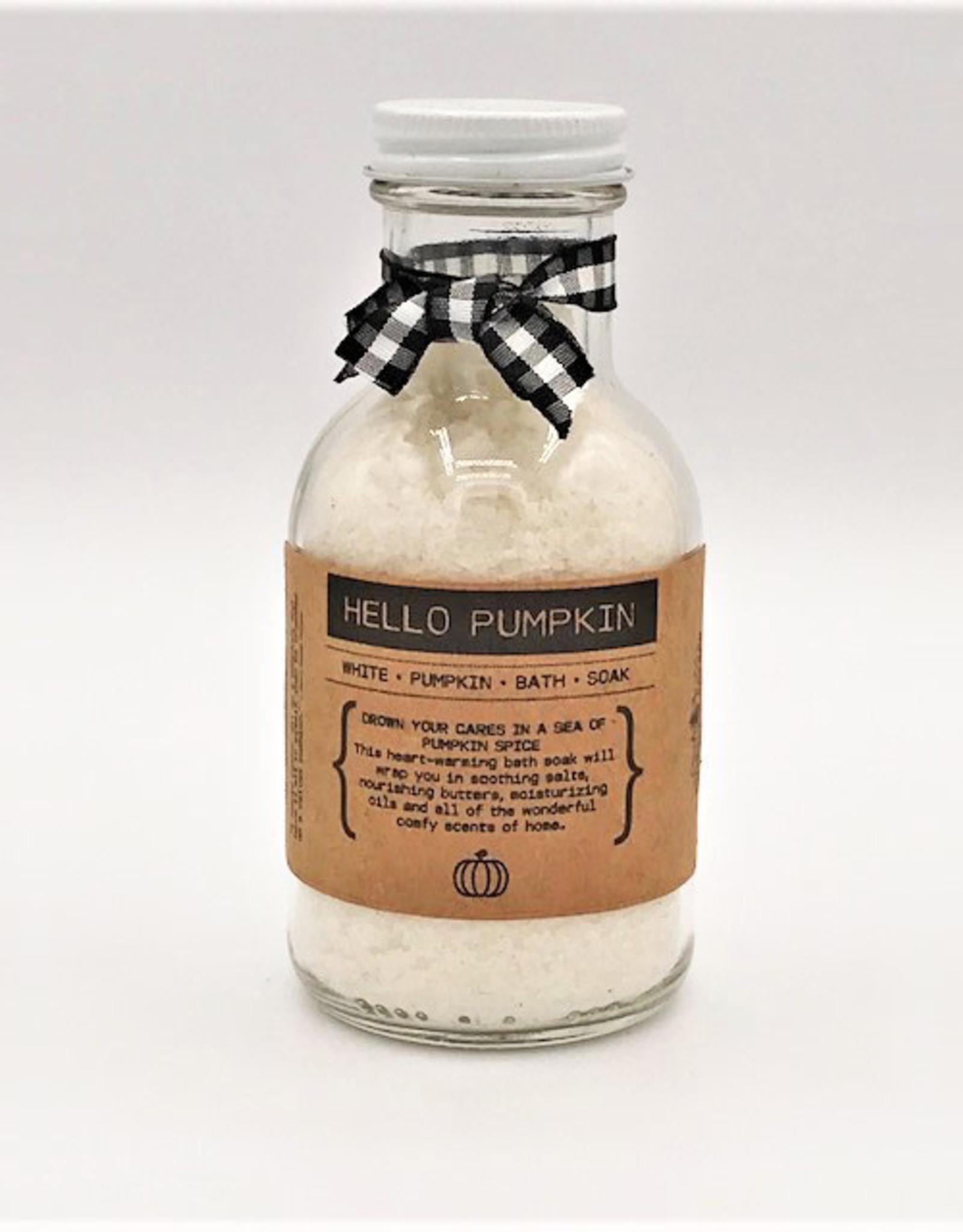 Hello Pumpkin - Bath Soak