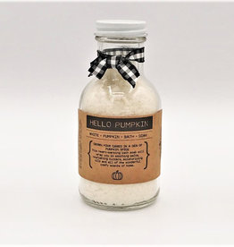 Hello Pumpkin - Bath Soak