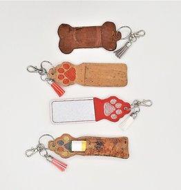 Chapstick Keychain - Animal Lover