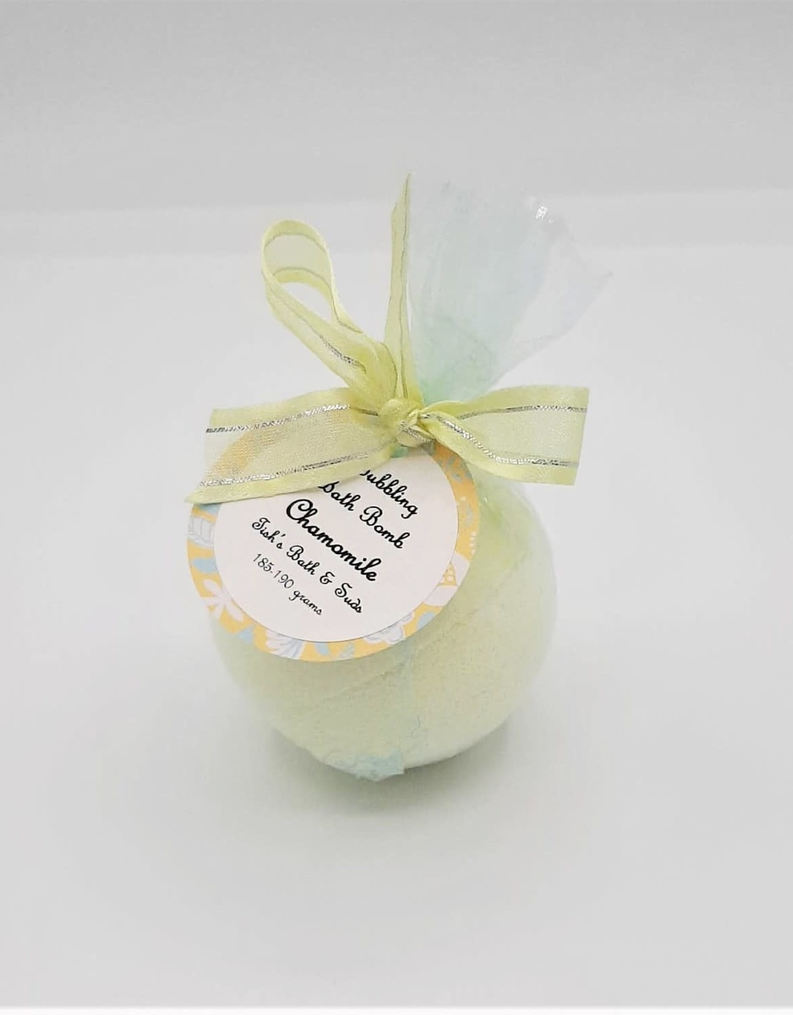 Tish's Bath & Suds Bubbling Bath Bomb - Multiple Scents