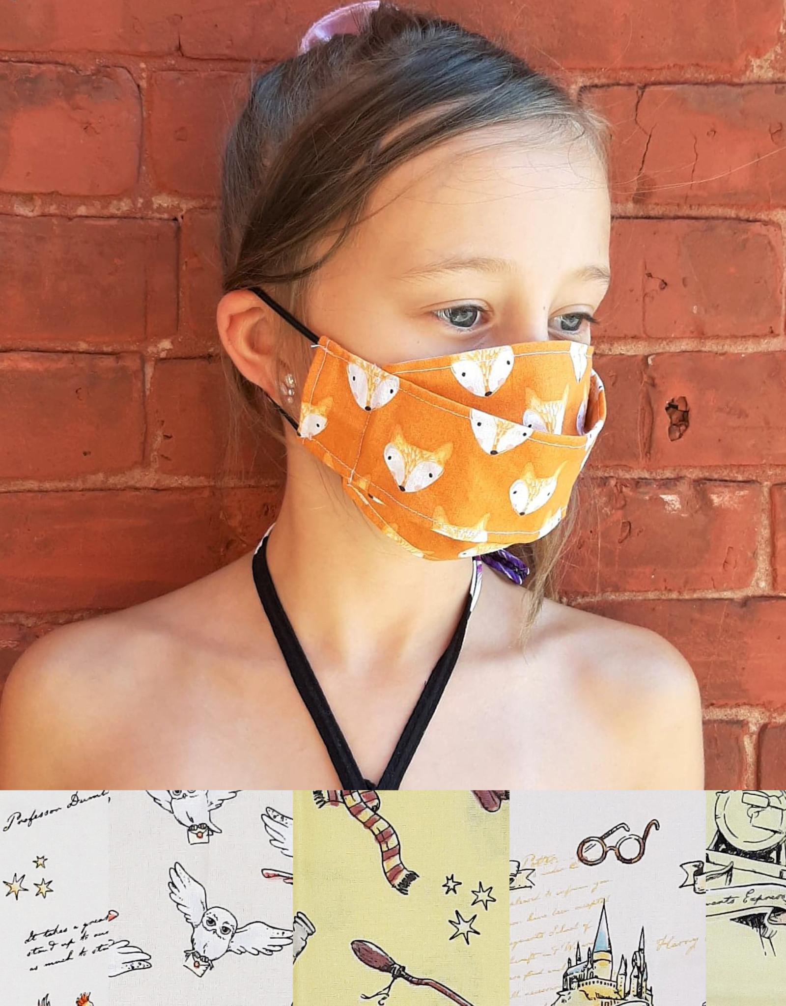 Child Adjustable Face Mask - Harry Potter