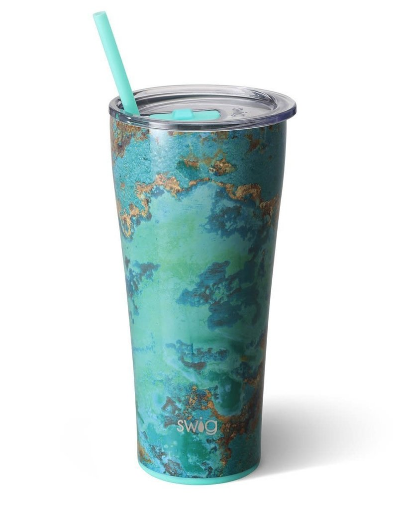 Swig 32oz Tumbler Copper Patina
