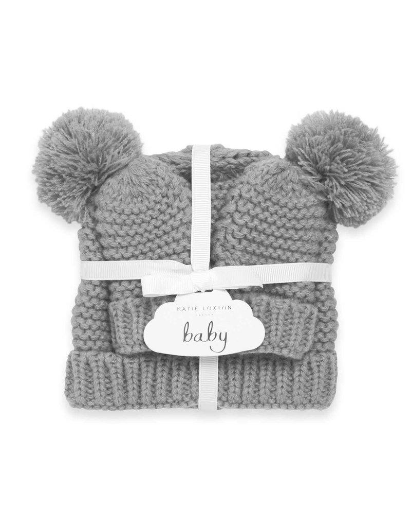 Katie Loxton Baby Hat and Mittens