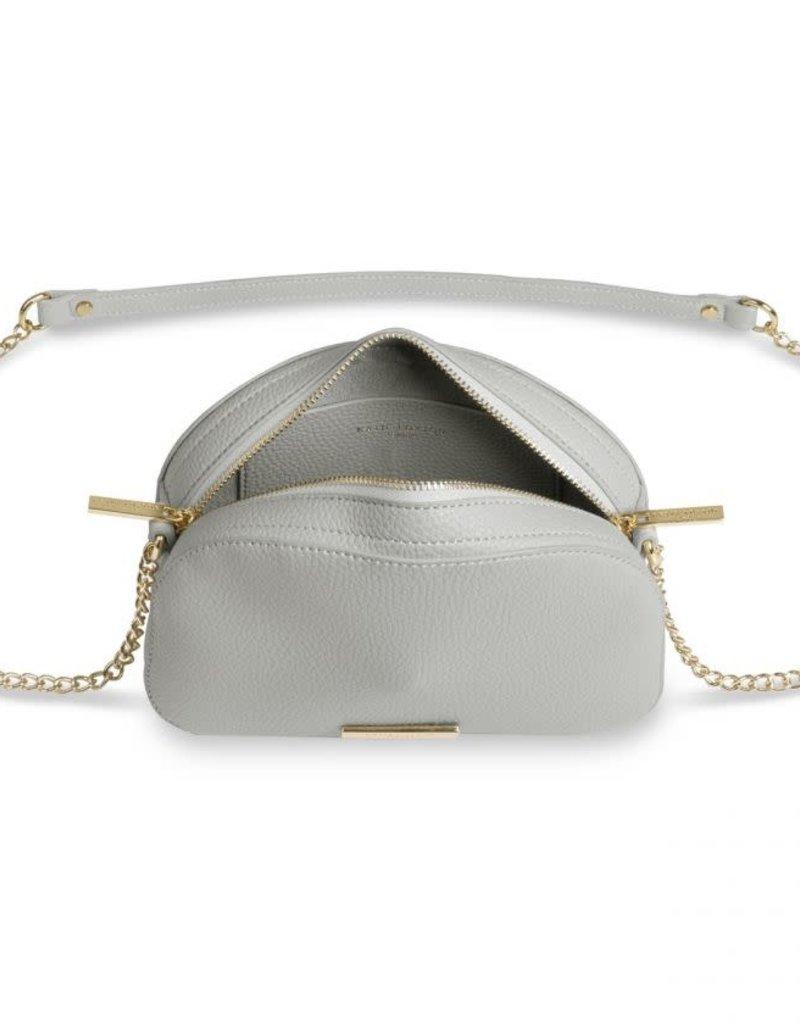Half Moon Bag Gray