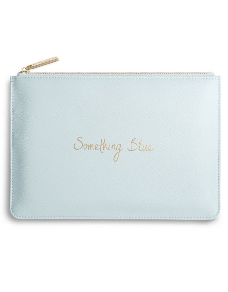 Perfect Pouch - Something Blue