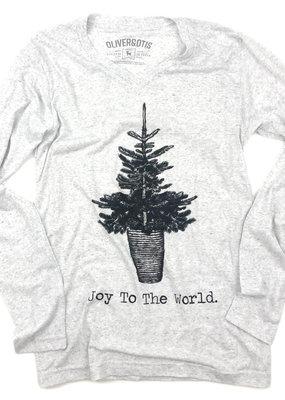 Joy To The World Long Sleeve
