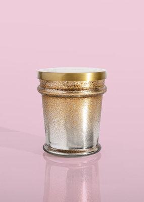 Crystal Pine Silver Ombre Jar